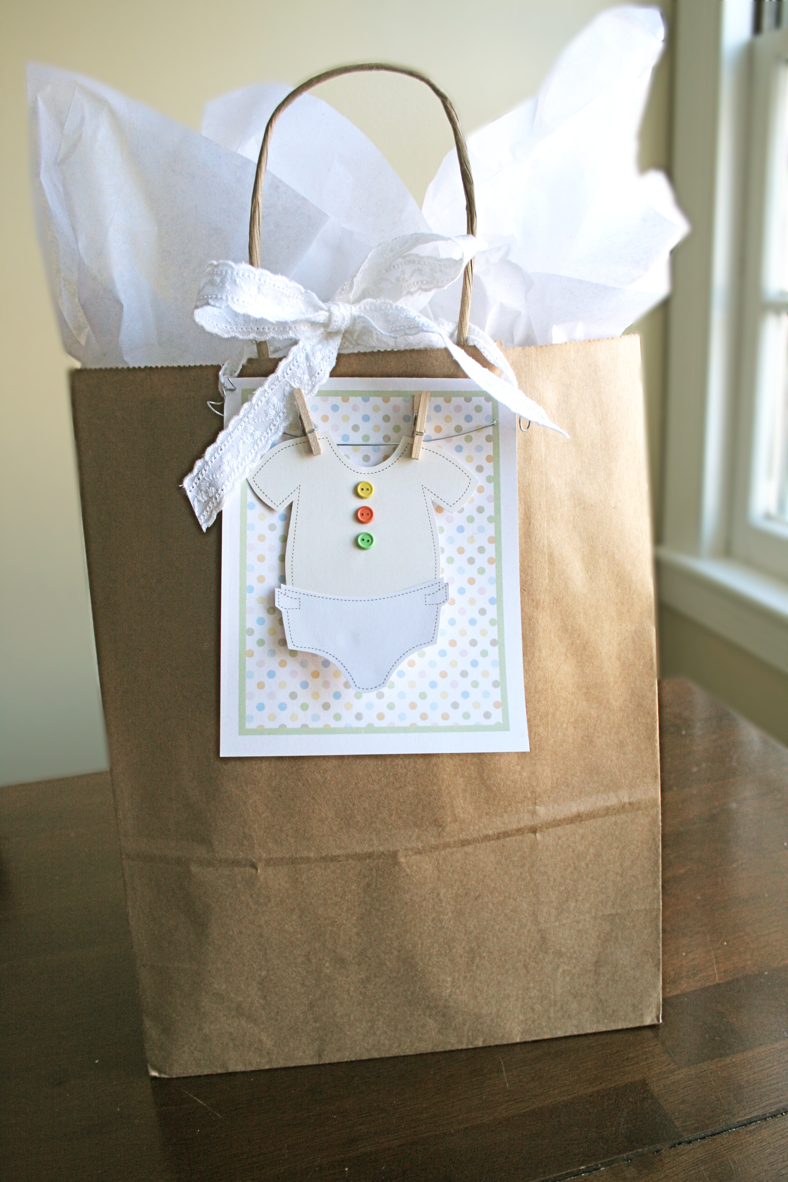 Oh Baby Free Diy Baby Shower Card Download