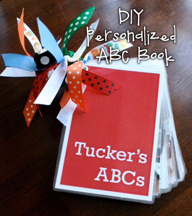 DIY ABC Book